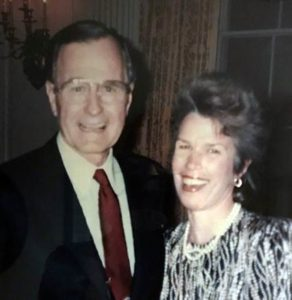 George bush and Jane west